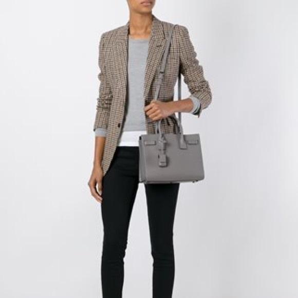 ea28da0d1b7 Saint Laurent Bags | Baby Sac De Jour Bag | Poshmark